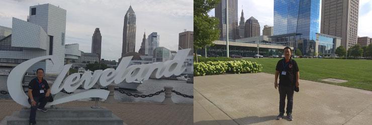 Cleveland, Ohio, USA Conference 2018