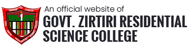 GOVT. ZIRTIRI RESIDENTIAL SCIENCE COLLEGE